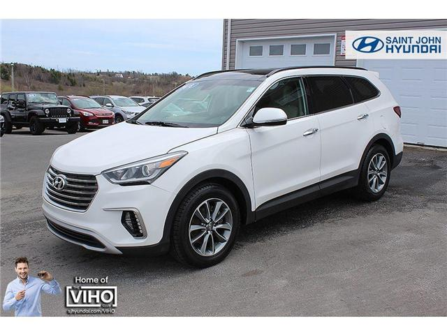 2018 Hyundai Santa Fe XL  (Stk: U2154) in Saint John - Image 2 of 24