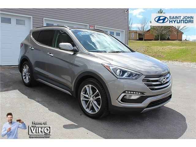 2018 Hyundai Santa Fe Sport  (Stk: U2168) in Saint John - Image 1 of 24