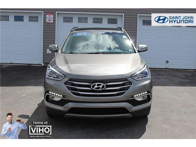 2018 Hyundai Santa Fe Sport  (Stk: U2168) in Saint John - Image 2 of 24
