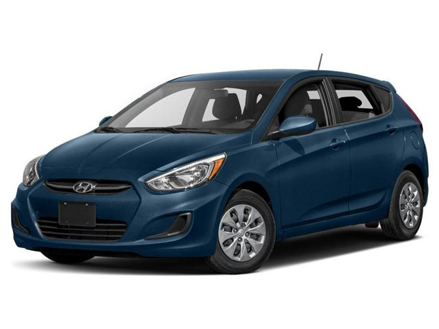 2015 Hyundai Accent  (Stk: N340A) in Charlottetown - Image 1 of 9