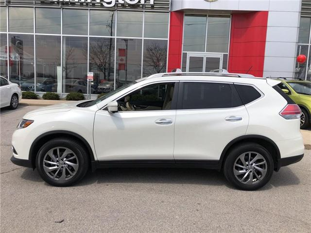 2015 Nissan Rogue SL (Stk: A6697) in Burlington - Image 2 of 21