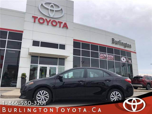 2017 Toyota Corolla LE (Stk: U10532) in Burlington - Image 1 of 18