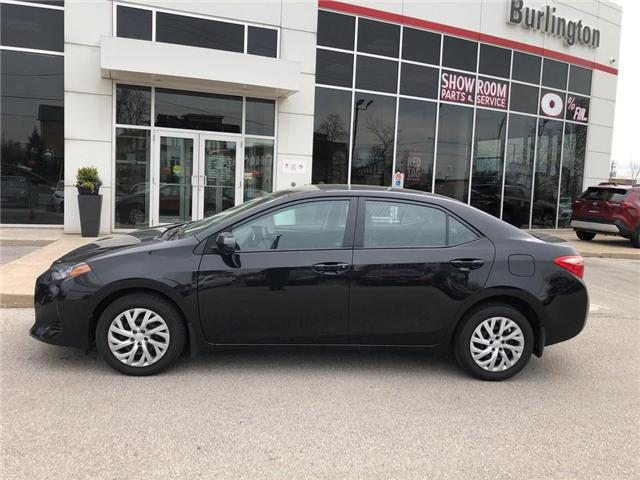 2017 Toyota Corolla LE (Stk: U10532) in Burlington - Image 2 of 18