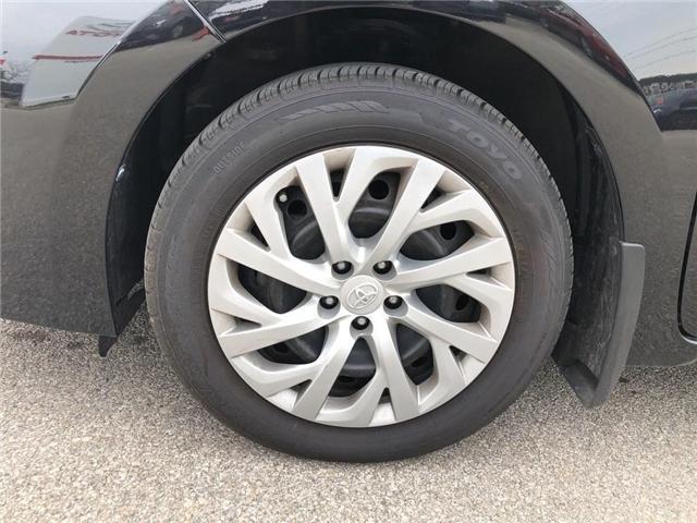 2017 Toyota Corolla LE (Stk: U10532) in Burlington - Image 10 of 18