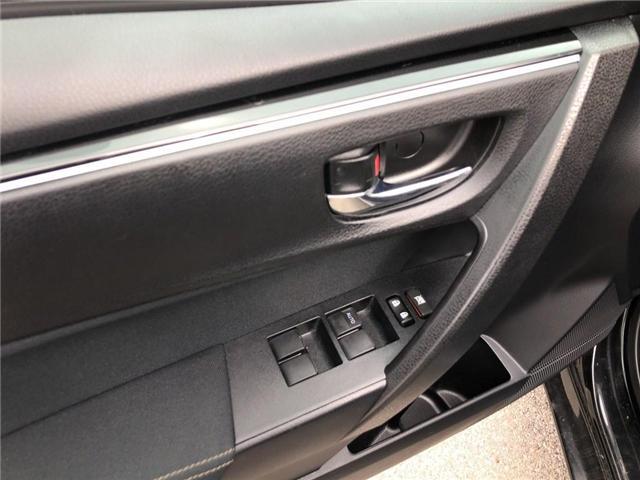 2017 Toyota Corolla LE (Stk: U10532) in Burlington - Image 13 of 18