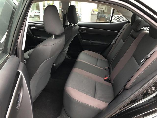 2017 Toyota Corolla LE (Stk: U10532) in Burlington - Image 16 of 18