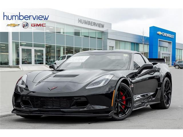 2019 Chevrolet Corvette Grand Sport (Stk: 19CV026) in Toronto - Image 1 of 20
