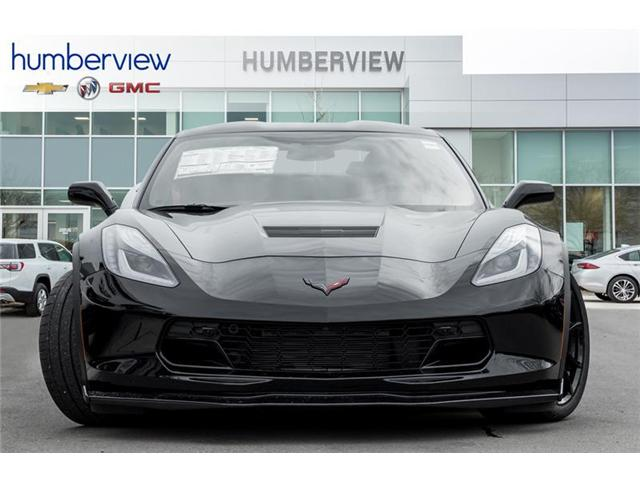 2019 Chevrolet Corvette Grand Sport (Stk: 19CV026) in Toronto - Image 2 of 20