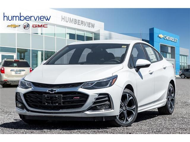 2019 Chevrolet Cruze LT (Stk: 19CZ052) in Toronto - Image 1 of 20