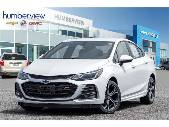 2019 Chevrolet Cruze LT (Stk: 19CZ053) in Toronto - Image 1 of 20