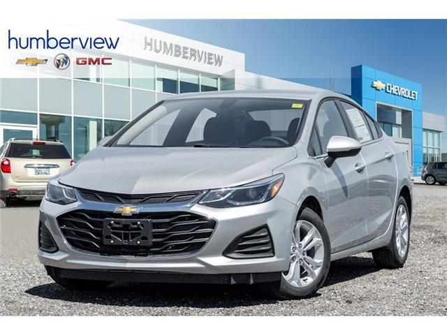2019 Chevrolet Cruze LT (Stk: 19CZ056) in Toronto - Image 1 of 19
