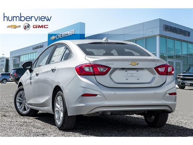 2019 Chevrolet Cruze LT (Stk: 19CZ056) in Toronto - Image 5 of 19