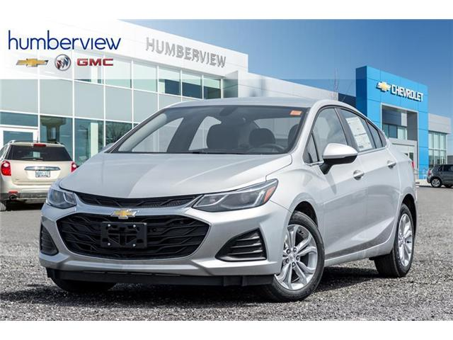2019 Chevrolet Cruze LT (Stk: 19CZ066) in Toronto - Image 1 of 20