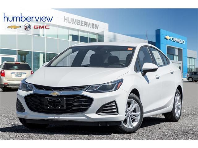 2019 Chevrolet Cruze LT (Stk: 19CZ069) in Toronto - Image 1 of 19