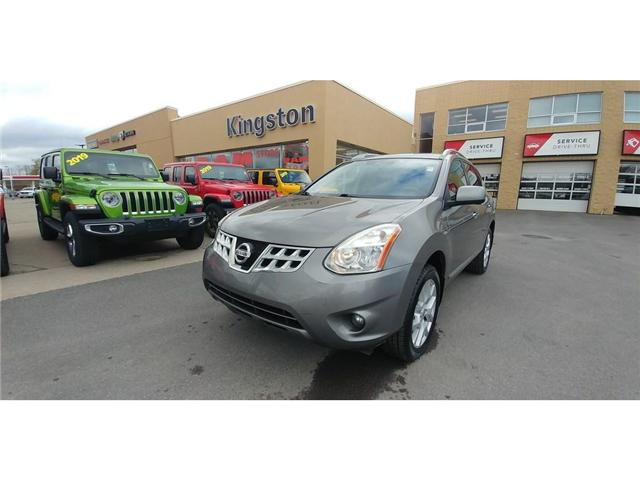 2012 Nissan Rogue  (Stk: 19J054A) in Kingston - Image 1 of 20