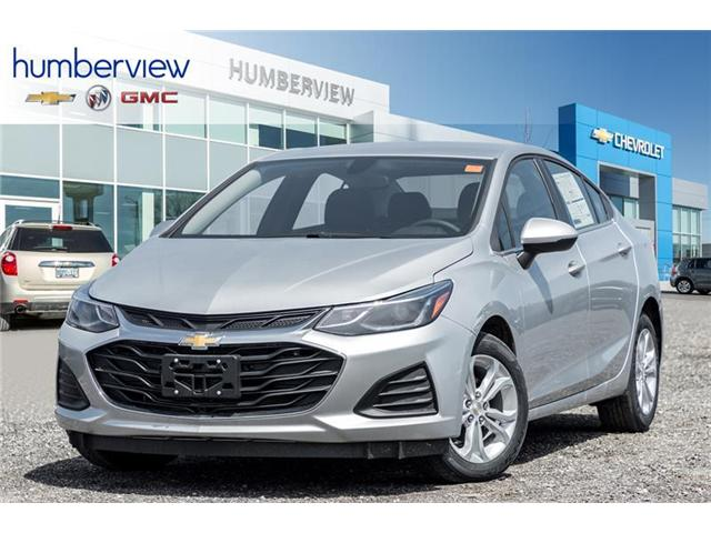 2019 Chevrolet Cruze LT (Stk: 19CZ080) in Toronto - Image 1 of 20