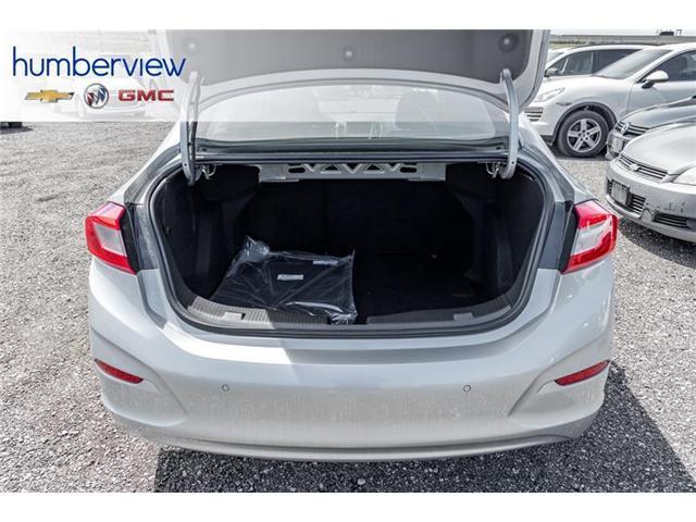 2019 Chevrolet Cruze LT (Stk: 19CZ080) in Toronto - Image 19 of 20