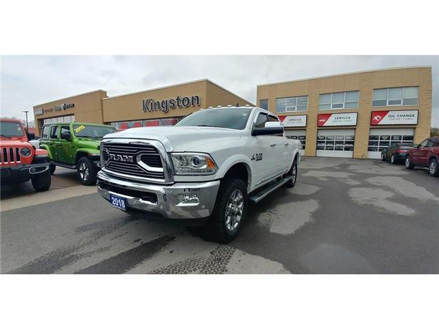 2018 RAM 3500 Longhorn (Stk: 19T144A) in Kingston - Image 1 of 21
