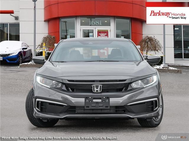 2019 Honda Civic LX (Stk: 929391) in North York - Image 2 of 23