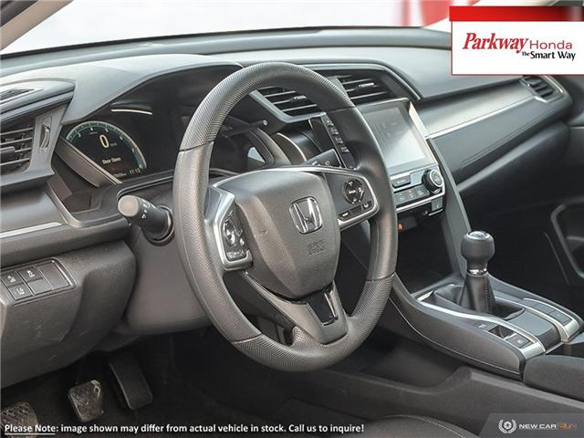 2019 Honda Civic LX (Stk: 929391) in North York - Image 12 of 23