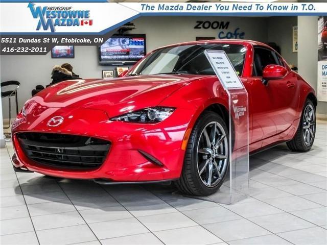 2017 Mazda MX-5 RF GT (Stk: 14150) in Etobicoke - Image 1 of 15