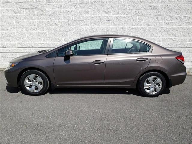 2013 Honda Civic LX (Stk: 19P083) in Kingston - Image 1 of 23