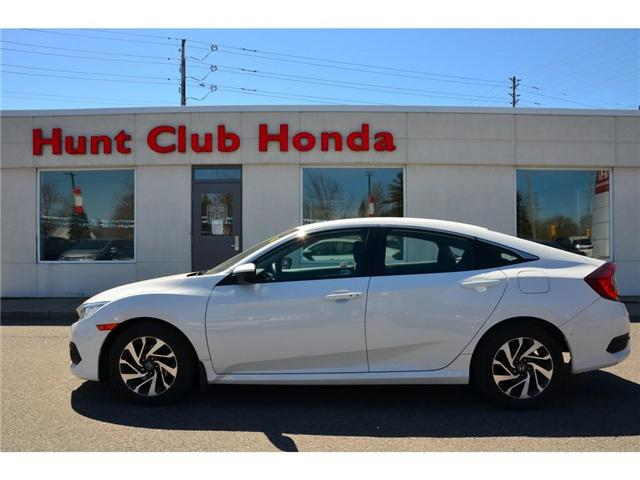 2016 Honda Civic EX (Stk: 7113A) in Gloucester - Image 1 of 24