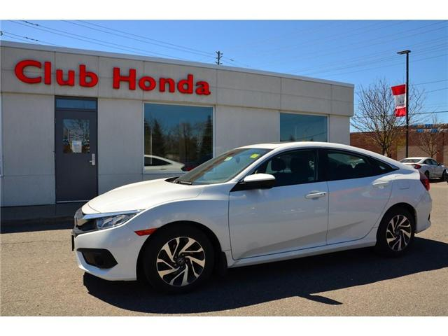 2016 Honda Civic EX (Stk: 7113A) in Gloucester - Image 2 of 24