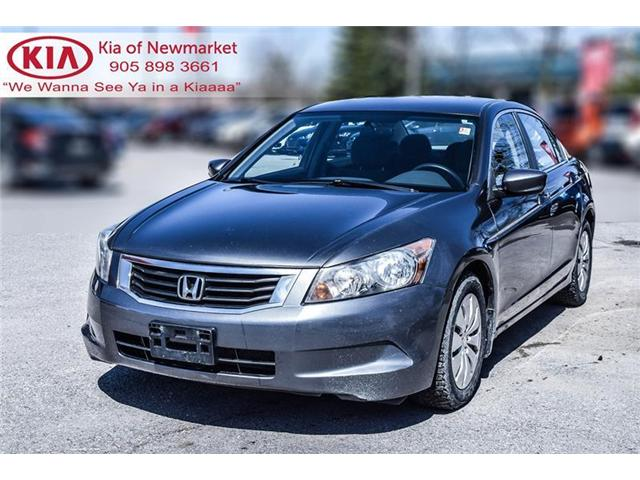 2010 Honda Accord LX (Stk: 190151A) in Newmarket - Image 1 of 17