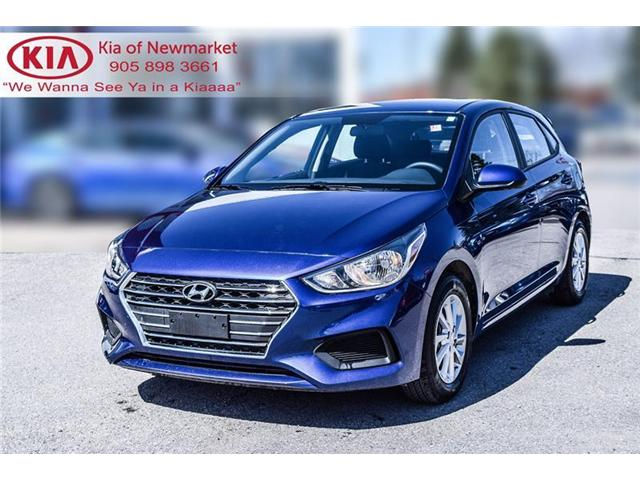 2019 Hyundai Accent ESSENTIAL (Stk: P0847) in Newmarket - Image 1 of 19