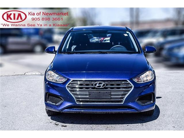 2019 Hyundai Accent ESSENTIAL (Stk: P0847) in Newmarket - Image 2 of 19