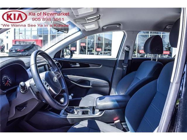 2019 Kia Sorento 2.4L LX (Stk: P0859) in Newmarket - Image 9 of 19