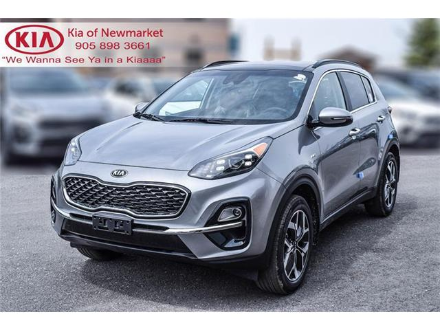 2020 Kia Sportage EX Tech (Stk: 200035) in Newmarket - Image 1 of 22