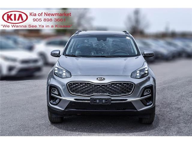 2020 Kia Sportage EX Tech (Stk: 200035) in Newmarket - Image 2 of 22