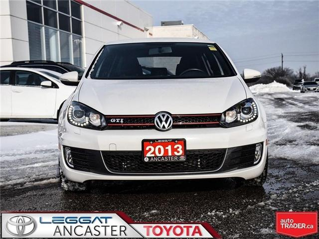 2013 Volkswagen Golf GTI 5-Door (Stk: 18668a) in Ancaster - Image 2 of 19