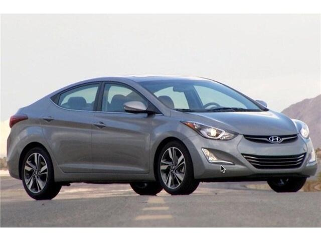 2014 Hyundai Elantra Limited (Stk: 3800B) in Ancaster - Image 1 of 1