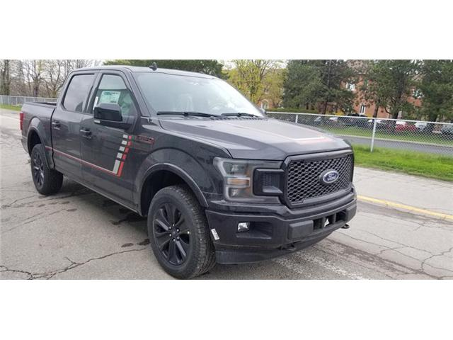 2019 Ford F-150 Lariat (Stk: 19FS1601) in Unionville - Image 1 of 16