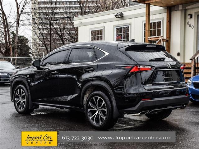 2017 Lexus NX 200t Base (Stk: 120231) in Ottawa - Image 5 of 30