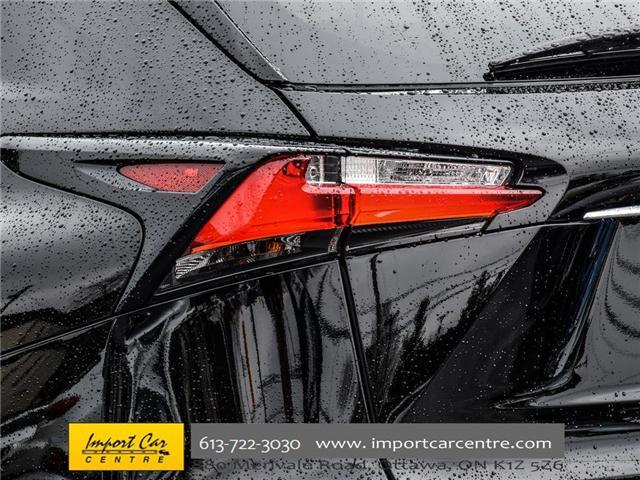 2017 Lexus NX 200t Base (Stk: 120231) in Ottawa - Image 8 of 30