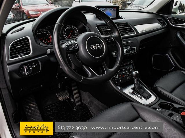 2016 Audi Q3 2.0T Technik (Stk: 018472) in Ottawa - Image 10 of 27