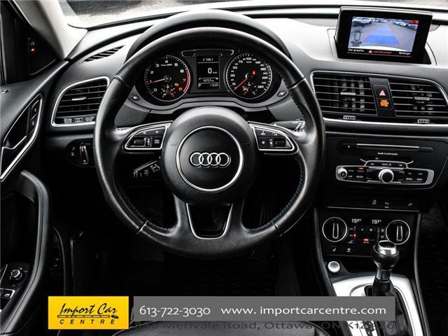 2016 Audi Q3 2.0T Technik (Stk: 018472) in Ottawa - Image 13 of 27