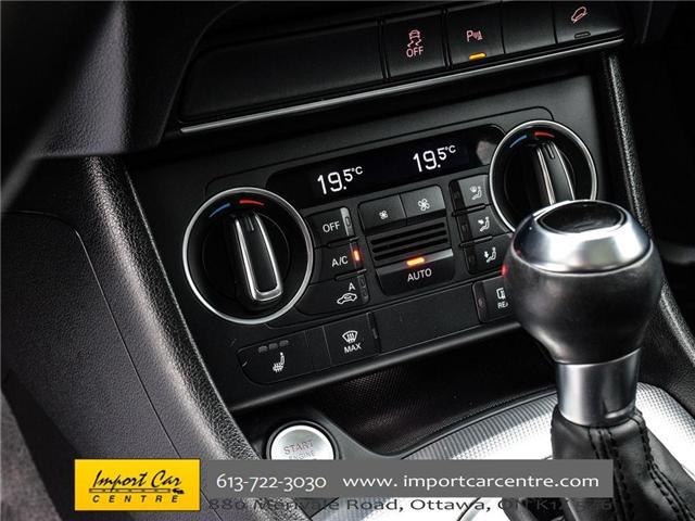 2016 Audi Q3 2.0T Technik (Stk: 018472) in Ottawa - Image 24 of 27
