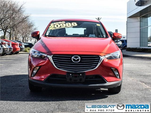 2016 Mazda CX-3 GT- AWD, LEATHER, NAV, MOONROOF, BOSE (Stk: 1753A) in Burlington - Image 2 of 23