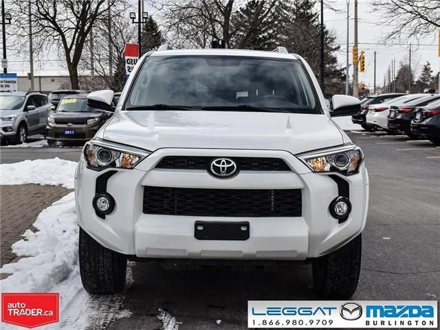 2015 Toyota 4Runner SR5- 4WD, ALLOYS, BLUETOOTH, HITCH (Stk: 1787) in Burlington - Image 2 of 21