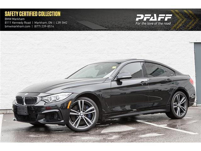2016 BMW 435i xDrive Gran Coupe (Stk: A12066) in Markham - Image 1 of 21