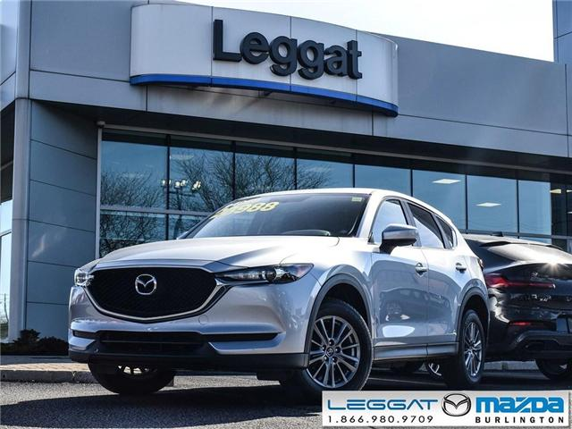 2017 Mazda CX-5 GX-BLUETOOTH, PRIVACY GLASS, LED HEADLIGHTS (Stk: 1880) in Burlington - Image 1 of 22