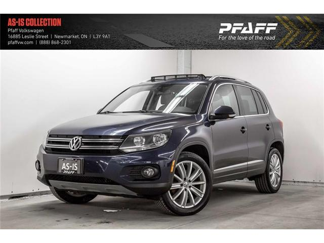2012 Volkswagen Tiguan 2.0 TSI Highline (Stk: 19503A) in Newmarket - Image 1 of 22