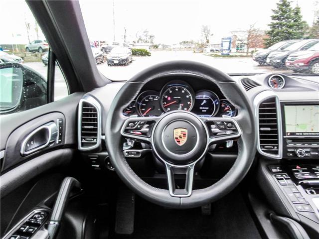 2016 Porsche Cayenne Base (Stk: 3257) in Milton - Image 14 of 30