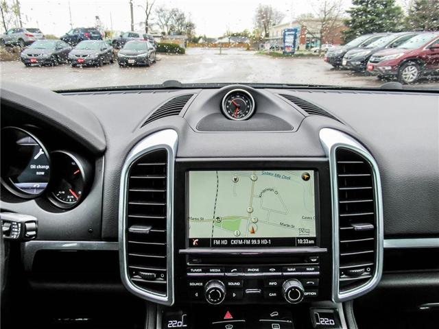 2016 Porsche Cayenne Base (Stk: 3257) in Milton - Image 26 of 30