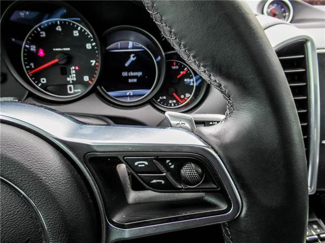 2016 Porsche Cayenne Base (Stk: 3257) in Milton - Image 27 of 30
